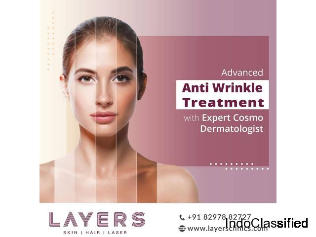 Anti Ageing Wrinkle and Laser Treatment For Skin In Hyderabad
