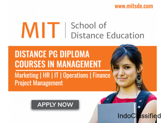 Distance Learning Courses in Management  MIT School of Distance Education