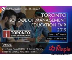 Study in Canada - Free Education Fair in Dwarka - Free Registration!!