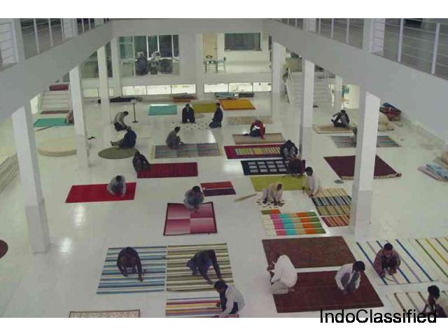 Enaya Rugs : Manufacturer and exporter of designer Custom Made Rugs, Custom made rugs with Logo