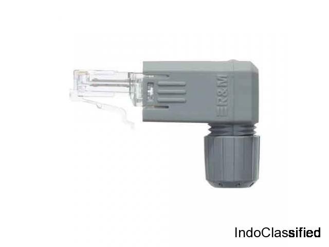 DVCOMM-RDM Cat5e UTP FM45 Plug Suppliers in India