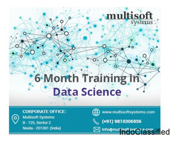 6 Months Training in Data science