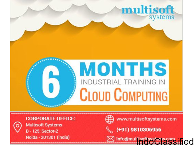 6 Months Industrial Training in Cloud Computing