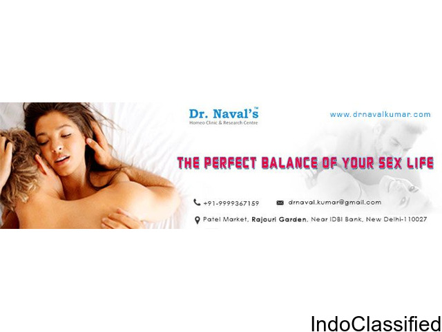Best Sexologist in Delhi | Best Homeopathic Treatment of Sexual Disease