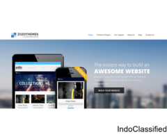 Best Premium WordPress Themes and Website Template Collections by zozothemes