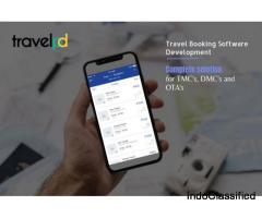 Travel booking software development