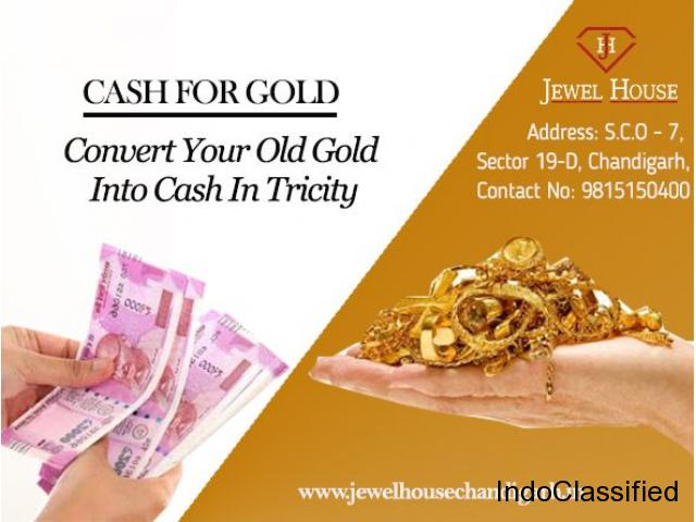Cash against gold near me