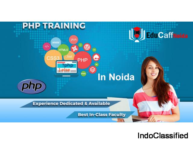 Best PHP Training Institute in Noida - EduCaff Noida