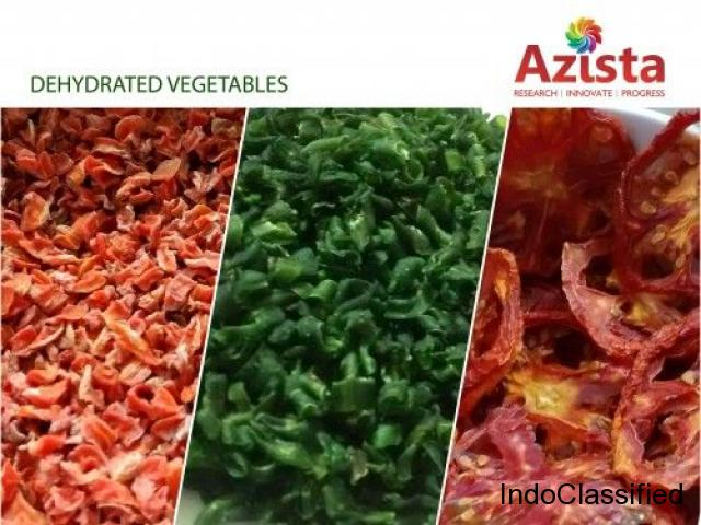 Dehydrated Vegetables, Dried Vegetables Bulk Supplier in India