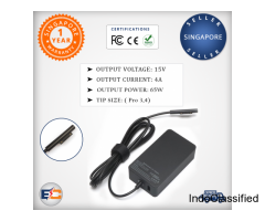 Buy New Microsoft Surface (Pro 3, 4) Replacement Laptop Charger @ ElectronicsCrazy Singapore