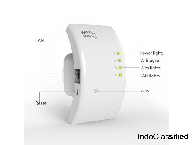 Buy best wireless Wifi extender, Wifi booster | ElectronicsCrazy.sg