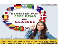 PTE Coaching Classes in Delhi By JenNext Mentors