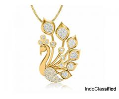 Diamond Pendant Online India