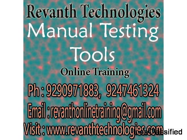 Manual Testing Online Training