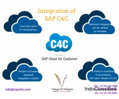 SAP C4C Training in Bangalore