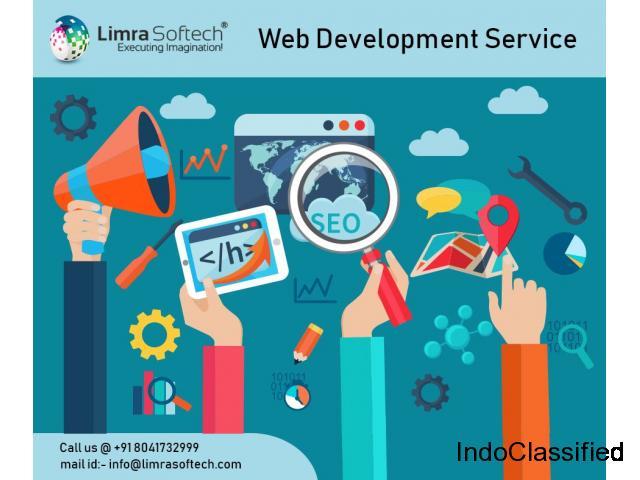 Website design and development company Bangalore