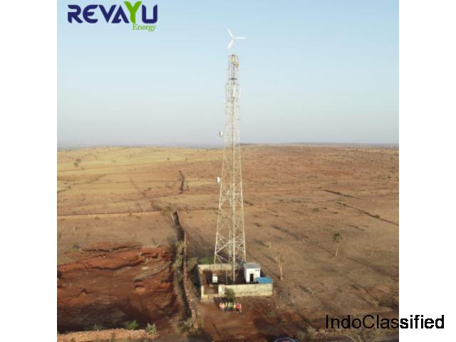 Hybrid Systems in Telecom- Revayu Energy