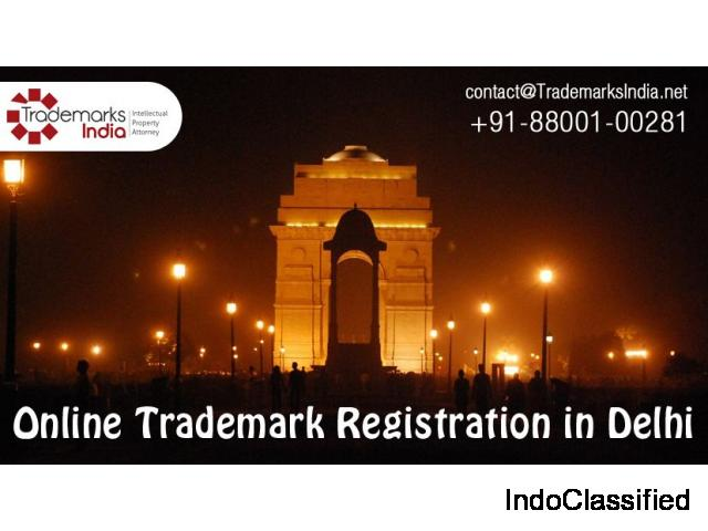 Fast & Flawless Online Trademark Registration in Delhi for All!