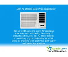 Star Ac dealer-best price distributer
