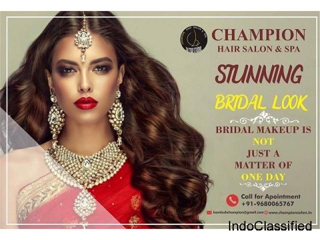 Best makeover studio in udaipur