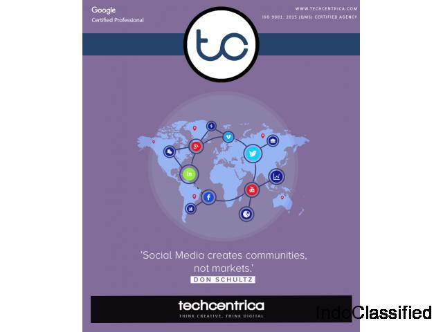 Social Media Marketing Company Delhi NCR