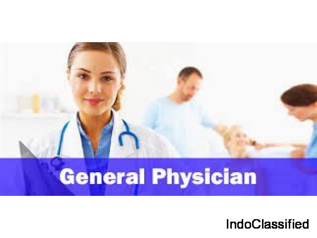 A Consultant Physician