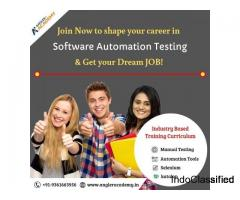Automation testing courses in Coimbatore