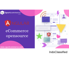 Open Source angular eCommerce solution