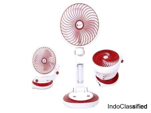 Rechargeable Led Light and Fan Home Appliances from www.bponon.com