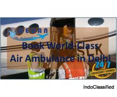 Decan Air Ambulance from Delhi Exist Among Renowned Aeromedical Service Provider