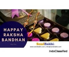 Online Rakhi Gifts to India From USA