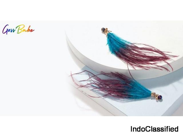 Best Fashion Earrings Online India