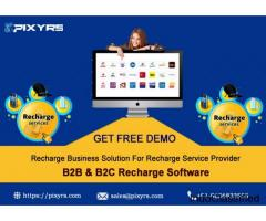 Pixyrs All mobile recharge Software Development Company