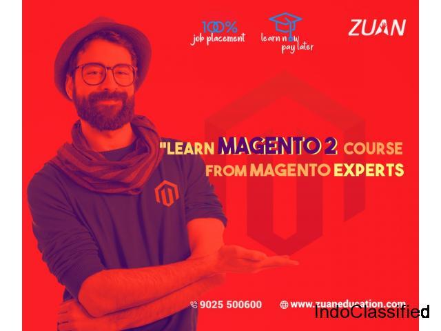 magento training institute