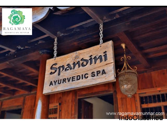 Luxury Ayurvedic Spa Resort in Munnar -Spandini