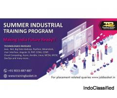 Best Summer Training in Noida sector 62