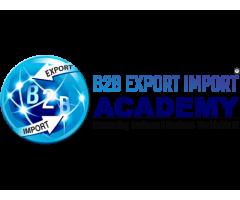 B2B Export Import Academy