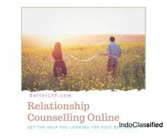 Relationship Counselling Online | BetterLYF  USA