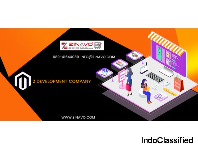 Zinavo | Magento 2 Website Development Company in Bangalore