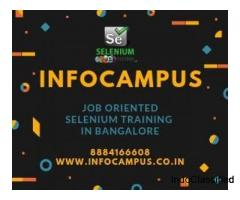 Selenium Training Institute in Bangalore | Infocampus Logics Pvt.Ltd