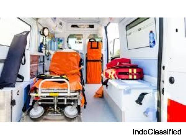 24x7 Ambulance Service in Delhi | Ambulance Service