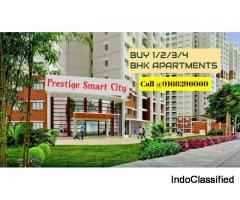 Prestige Smart City - Apartments For Sale - Sarjapur Road Bangalore