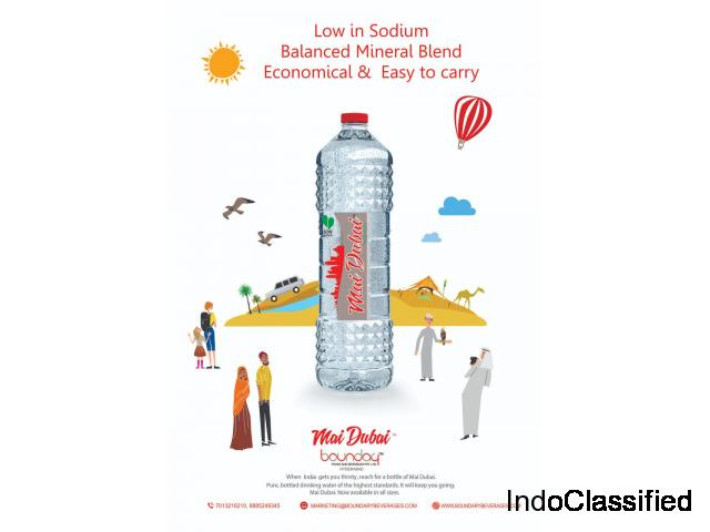 Mineral Water Companies  India