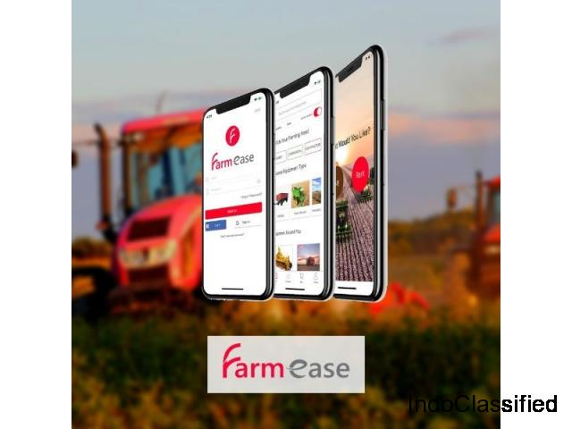 Tillage Equipment Rental | Farmease App
