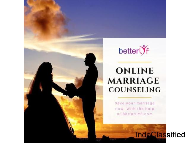 Free Marriage Counseling By BetterLYF Counsellor