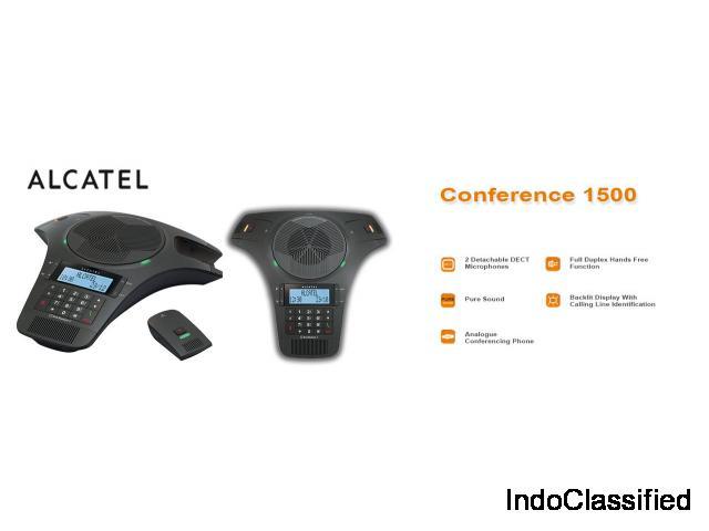 Shop Online Alcatel Conference 1500 Phone in Delhi