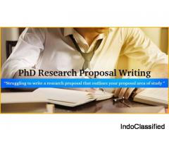 Phd Literature Review Writing in India
