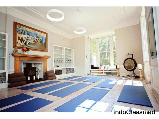 Yoga Retreat Venue Hire – Patrick Brompton Hall