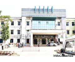 Hi Tech Medical College and Super Specialty Hospital in Bhubaneswar