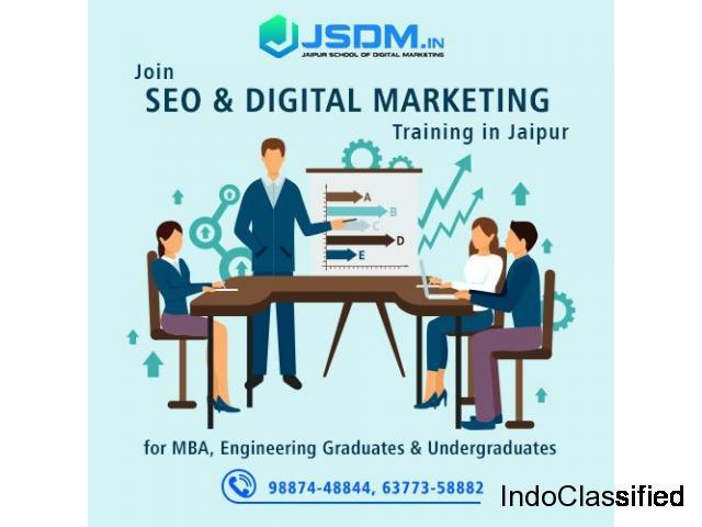 SEO Digital Marketing Training Institute in Jaipur